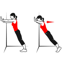 Exercise, Press-up (1)