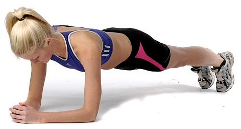 Exercise, Plank (1)