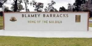 ADF Barracks