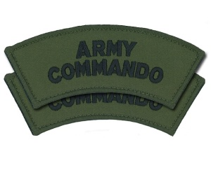 Flash, Army Commando