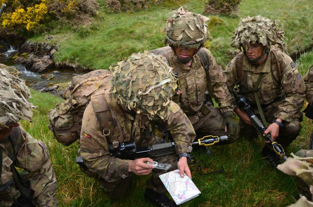 UK Special Forces Selection – Boot Camp & Military Fitness Institute