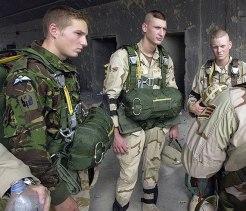 No.2 Sqn, RAF Regt (2)