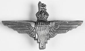 Cap Badge, Para Regt
