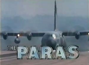 The Para's Docu Intro Screen