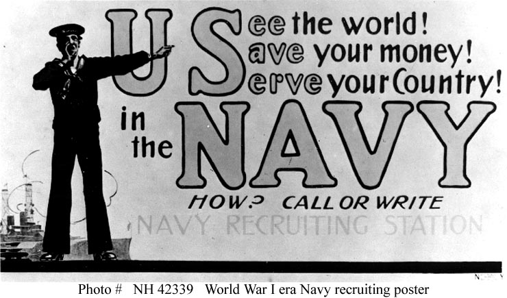 how to join american navy