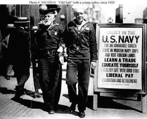 US Navy, WW1