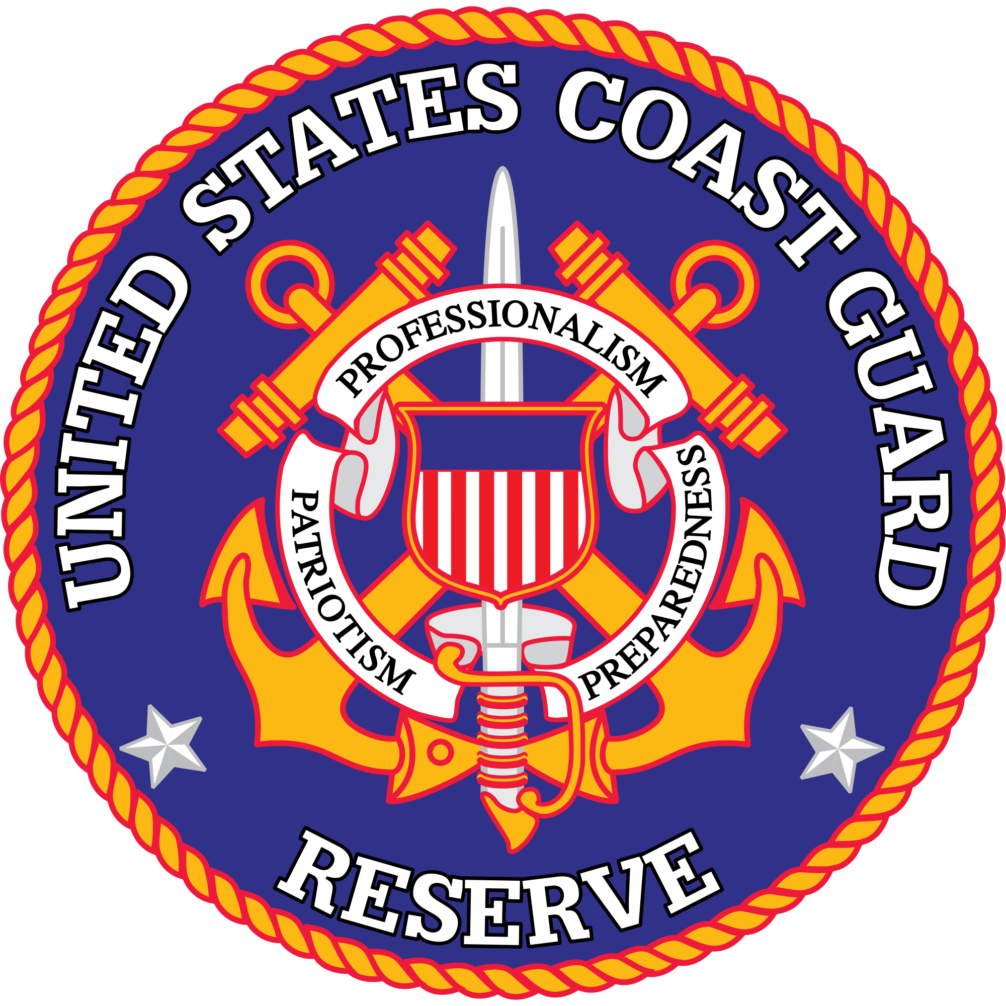 coast guard reserve officer assignments