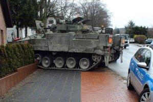 Crash, AFV, Armour, Panzer