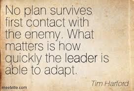 Plans, Tim Harford