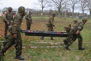 Training, Stretcher, RAPTC