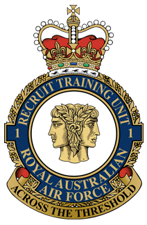 RAAF, 1RTU Badge