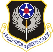Logo, AFSOC, Air Force Special Operations Command, US, Special Forces