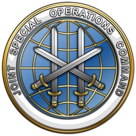 Logo, JSOC, Joint Special Operations Command, US, Special Forces