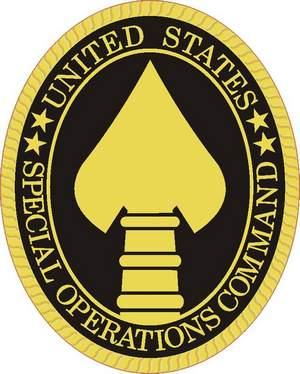 USSOCOM: US Special Operations Command – Boot Camp ... Ussocom Logo