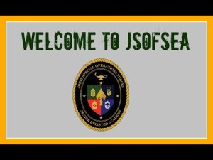 Logo, JSOU, Joint Special Operations University, JSOFSEA, Enlisted Academy
