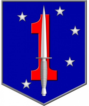 Logo, MARSOC, 1st Marine Raider Battalion, SOF