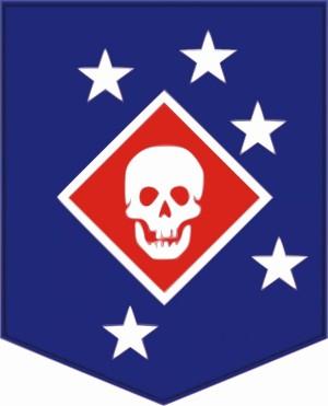 Logo, MARSOC, WWII Raiders, SOF