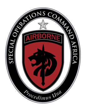 Logo, SOCAFRICA, Special Operations Command Africa