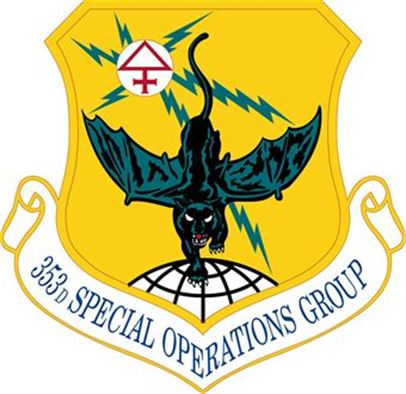 Logo, USAF, AFSOC, 353rd Special Operations Wing