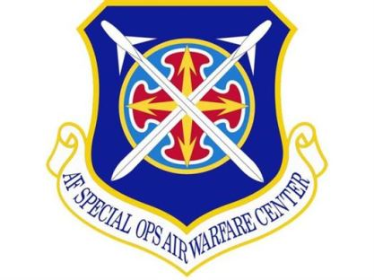 Logo, USAF, AFSOC, Air Force Special Operations Air Warfare Centre