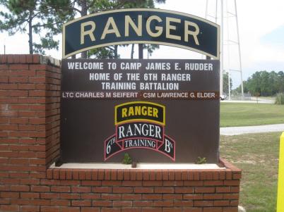 US Army Ranger, 6RTB, James E. Rudder (1)