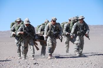 US Army Ranger, 75th Ranger Regiment (2)