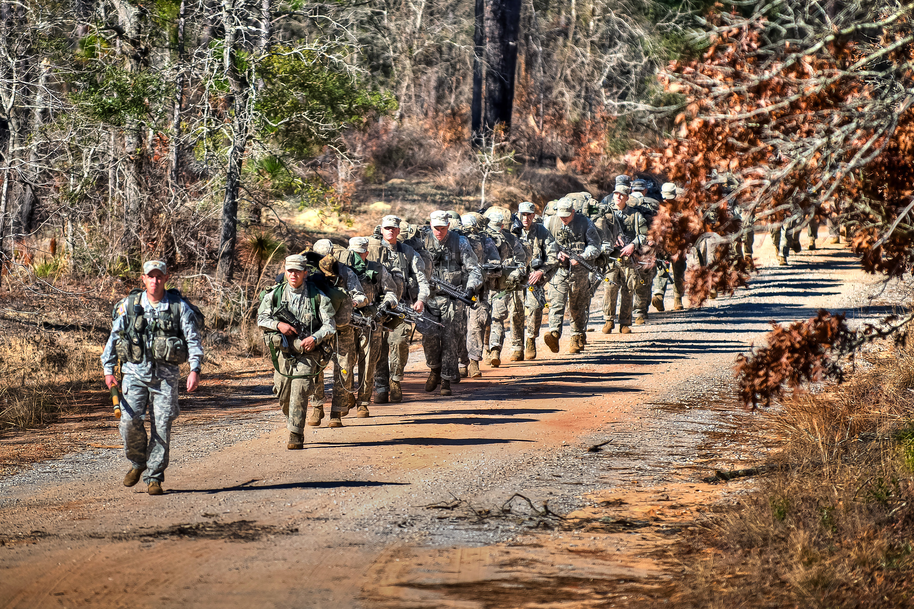 US Army Ranger School Selection & Training Course – Boot ...