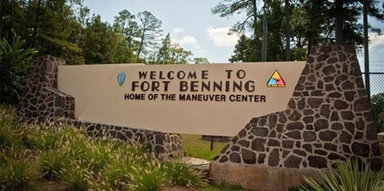 US Army Ranger, MCOE, Fort Benning