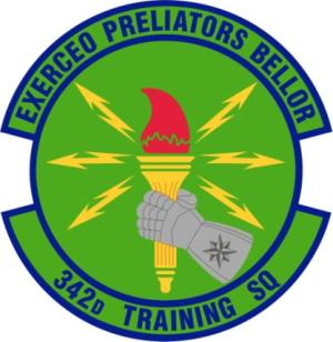Logo, AFSOC, 342nd Training Squadron