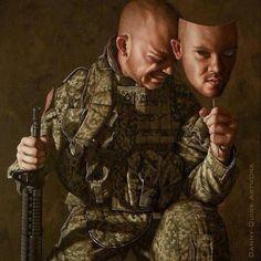 Make You Think, PTSD, Mental Health, Military