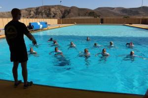 USMC, Reconnaissance, Training, Water Survival