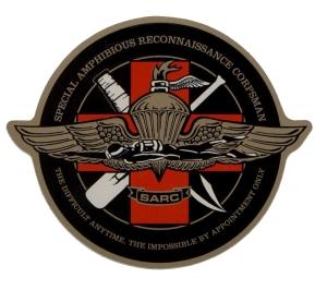 USMC, SARC, Special Amphibious Reconnaissance Corpsman, US Navy, Recon