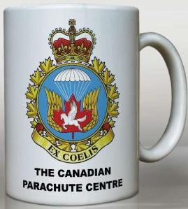 Canadian Parachute Centre, Mug