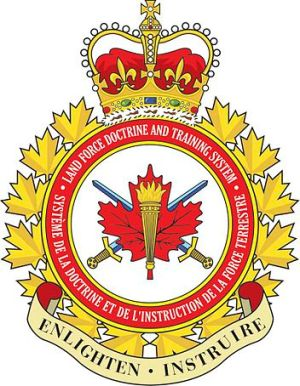 Canadian Armed Forces (CAF), Land Force Doctrine & Training System (LFDTS)